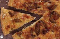 C'est ma fournée !: La tarte à l'ail caramélisé d'Ottolenghi