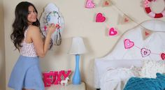 DIY Room Organization/ Spring Cleaning + Decor! by Bethany Mota