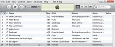 Jessica Nall's Spy Playlist