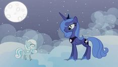 """Moonlight, moonlight, fireflies awake, make a wish and do a little shake!"" Princess Luna and snow drop My Little Pony List, My Little Pony Friendship, My Little Pony Characters, Nightmare Moon, Mlp Fan Art, Mlp Comics, Mlp Pony, Cute Cartoon Wallpapers, Sunshine Sunshine"