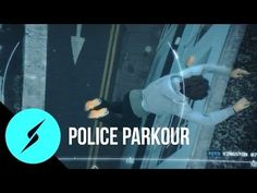 Police Parkour - YouTube
