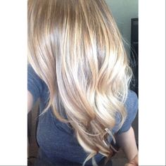 Did this with the Revlon Frost & Glow kit! I did not us the cap I simply painted it on where I wanted the highlights.