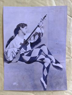 1926 Famous Avant Guarde Dancer Andreas Pavley Temple Of Sun Ballet Orig Photo
