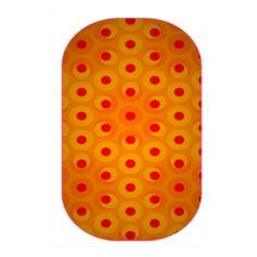 Funky Orange Dots  #CandiedJamsCustomDesigns #jamberry #NAS #nailwraps #jamberrynails #nailpolish #nailsoftheday #nailsofinstagram #nailstagram #pretty #cute http://tinyurl.com/pwfd6ac