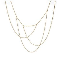 Brass On Brass Necklace, $39, now featured on Fab.