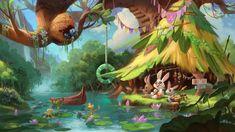 The Bunny Band by Tinosukae on DeviantArt