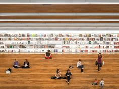 studio mk27 - marcio kogan, Fernando Guerra / FG+SG · livraria cultura · Divisare