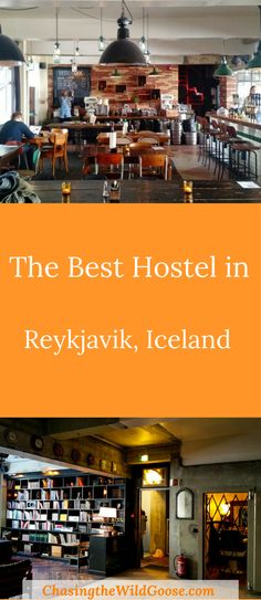 Where to stay in Reykjavik, Iceland on a budget. | Hostels in Iceland | Where to stay in Iceland | best hostel in Iceland | #iceland #reykjavik #travelblog