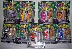 Awesome Mighty Morphin Power Rangers Toys