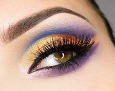 Ideas de Maquillaje Árabe
