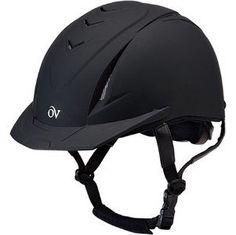 Ovation? Deluxe Schooler Helmet  this one! black xs
