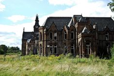 The 15 creepiest abandoned places in Britain you'd NEVER spend the night in – The Sun Abandoned Places In The Uk, Abandoned Buildings, Creepy Houses, Abandoned Hospital, Uk Holidays, Haunted Places, Britain, Explore, Night