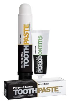 FrezyDerm Toothpaste on Packaging of the World - Creative Package Design Gallery