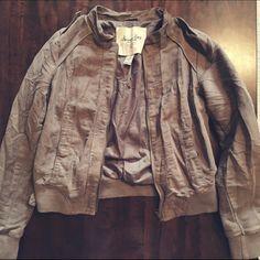 American Rag Jacket Vegan faux suede jacket :) no trades American Rag Jackets & Coats