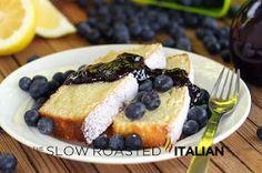 The Slow Roasted Italian - Printable Recipes: Blueberry Blast Sauce