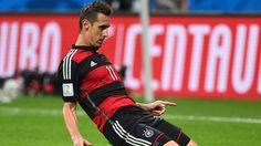 Miroslav Klose 2:0 gegen Brasilien
