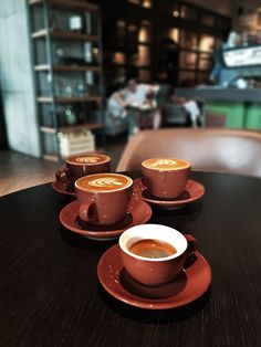 """Espresso & Cappuccinos"", KLTR, Jakarta"