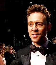 Tom hiddleston at the 2015 Bafta Film Awards. Via http://magnus-hiddleston.tumblr.com/post/121098007721