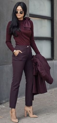 all-burgundy - so beautiful