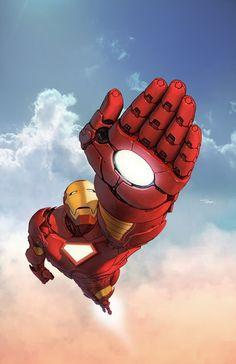 Iron Man my favorite heroe!