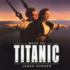 Original Motion Picture Soundtrack (Vinyl) from an epic romantic disaster drama film Titanic - Back To Titanic. The music composed by James Horner. Original Titanic, Fantastic Voyage, Film Score, Sea To Shining Sea, Recorder Music, Karaoke Songs, Vinyl Music, Piano Sheet, Album Releases