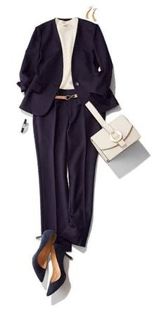 Decoding work wear codes: how to dress business casual Office Fashion, Work Fashion, Asian Fashion, Daily Fashion, Fashion Outfits, Business Casual Dresses, Business Outfits, Business Fashion, How To Have Style