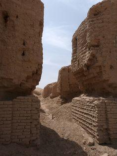 Kish (Sumerian: Kiš; transliteration: Kiŝki; cuneiform: ;[1] Akkadian: kiššatu[2]) is modern Tell al-Uhaymir (Babil Governorate, Iraq), and was an ancient city of Sumer. Kish is located some 12 km east of Babylon, and 80 km south of Baghdad (Iraq).