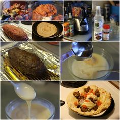 If you've been to Halifax, or know someone from here, you've probably heard of a donair or have had one forced upon you in a drunken late-night feast. While the origins of the donair a… Meat Sauce Recipes, Entree Recipes, Beef Recipes, Beef Meals, Kebab Recipes, Supper Recipes, Yummy Recipes, Donair Recipe, Kitchens