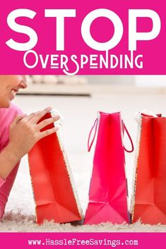 How to Stop Overspending to Achieve Your Goals - Hassle Free Savings