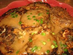 Egg Foo Young       *  4 tablespoons canola oil     * 1/4 cup yellow onion, chopped     * 2 cups shredded cabbage     * 6 eggs   ...