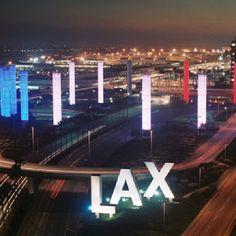 Los Angeles International Airport (LAX) in Los Angeles, CA