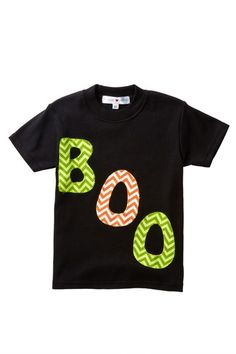 Boo Baby/Toddler Tee.