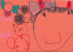 ■■■白梅幼稚園/4歳/女の子■■■ 【作品タイトル】だいすきうさぎちゃん【伝えたい事】眞希自身がうさぎ年、幼稚園で飼っている動物もうさぎ、そしてうさぎのぬいぐるみが大好きなので、自然豊かな会津でうさぎにかこまれてしあわせなまきをかきました。