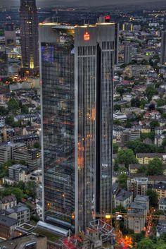 Frankfurt , Germany HDR