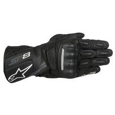 ΓΑΝΤΙΑ : Γάντια #Alpinestars SP-8 V2 Black-Dark Gray Leather Cuffs, Leather Gloves, Cowhide Leather, Leather Men, Leather Gauntlet, Gauntlet Gloves, Leather Motorcycle Gloves, Motorcycle Accessories, Best Gloves