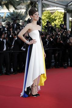 AP Photos: Fashion captured by Cannes cameras