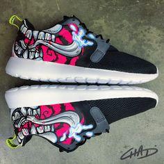 32 Best Custom Painted Nike images | Nike air jordans, Nike