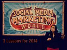 Top 3 Tips From Social Media Marketing World 2014   BuzzPlant