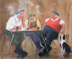 'Another Likely Tale' | Prints | Des Brophy