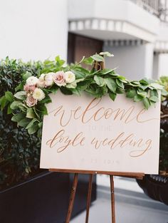 Hollywood Rooftop Wedding Fit for a #CoolGirl