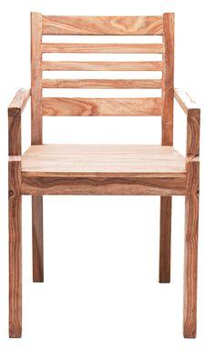 Sedia con braccioli Valencia KARE Design