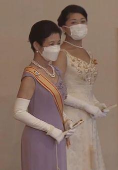 L'imperatore Naruhito e l'imperatrice Masako hanno ospitato il ricevimento di Capodanno del 2021 Royal Christmas, Imperial Palace, Royalty, Reception, African, Japanese, Crown, Princess, Lady