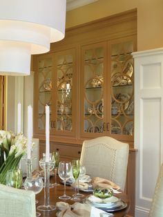 Built In China Cabinet Design, Pictures, Remodel, Decor and Ideas - page 19