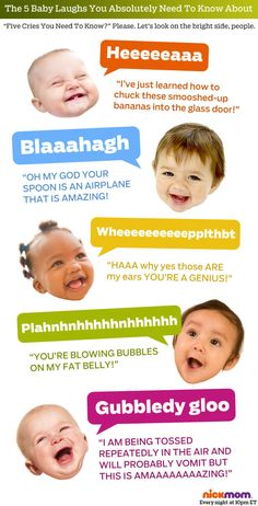 The 5 Baby Laughs You Absolutely Need To Know About
