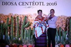 Realizan certamen para Diosa Centéotl 2016
