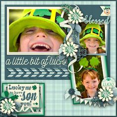 Page by Atusia using GS March monthly Mix
