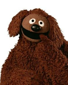 The Muppets - Rowlf - plays piano