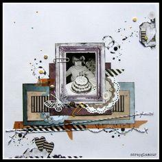 Ach, ta léta 80-tá Clock, Scrapbooking, Decor, Watch, Decorating, Clocks, Scrapbook, Inredning, Interior Decorating