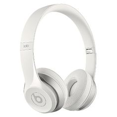 Beats Solo 2 Wireless - White (MHNH2AM/A), Durable