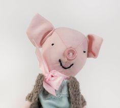 Hračky - krochkuľka - 7522659_ Ale, Crochet Hats, Teddy Bear, Toys, Animals, Knitting Hats, Activity Toys, Animales, Animaux